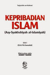 Jual Kitab Hizbut Tahrir | Kepribadian Islam Jilid 1