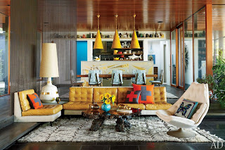 Automatism groovy beach house - Contemporary mexican decor ...