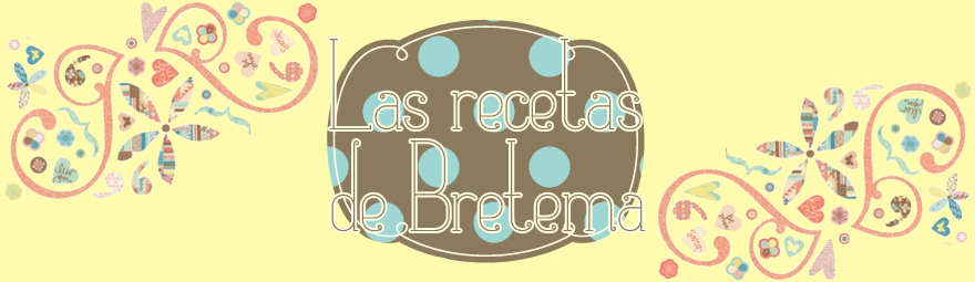 Las recetas de Bretema