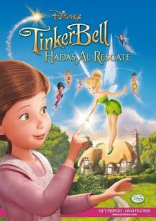 Tinker Bell Hadas al Rescate (2010) Online