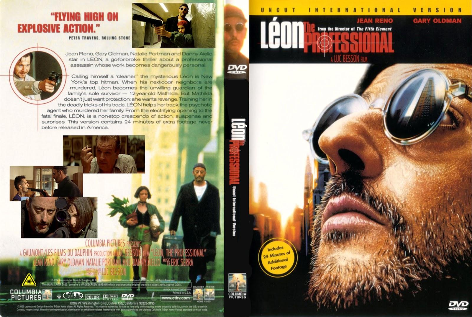 leon-professional-dvd-cover