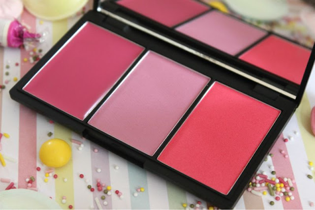 Sleek MakeUp Blush By 3 in Sweet Cheeks