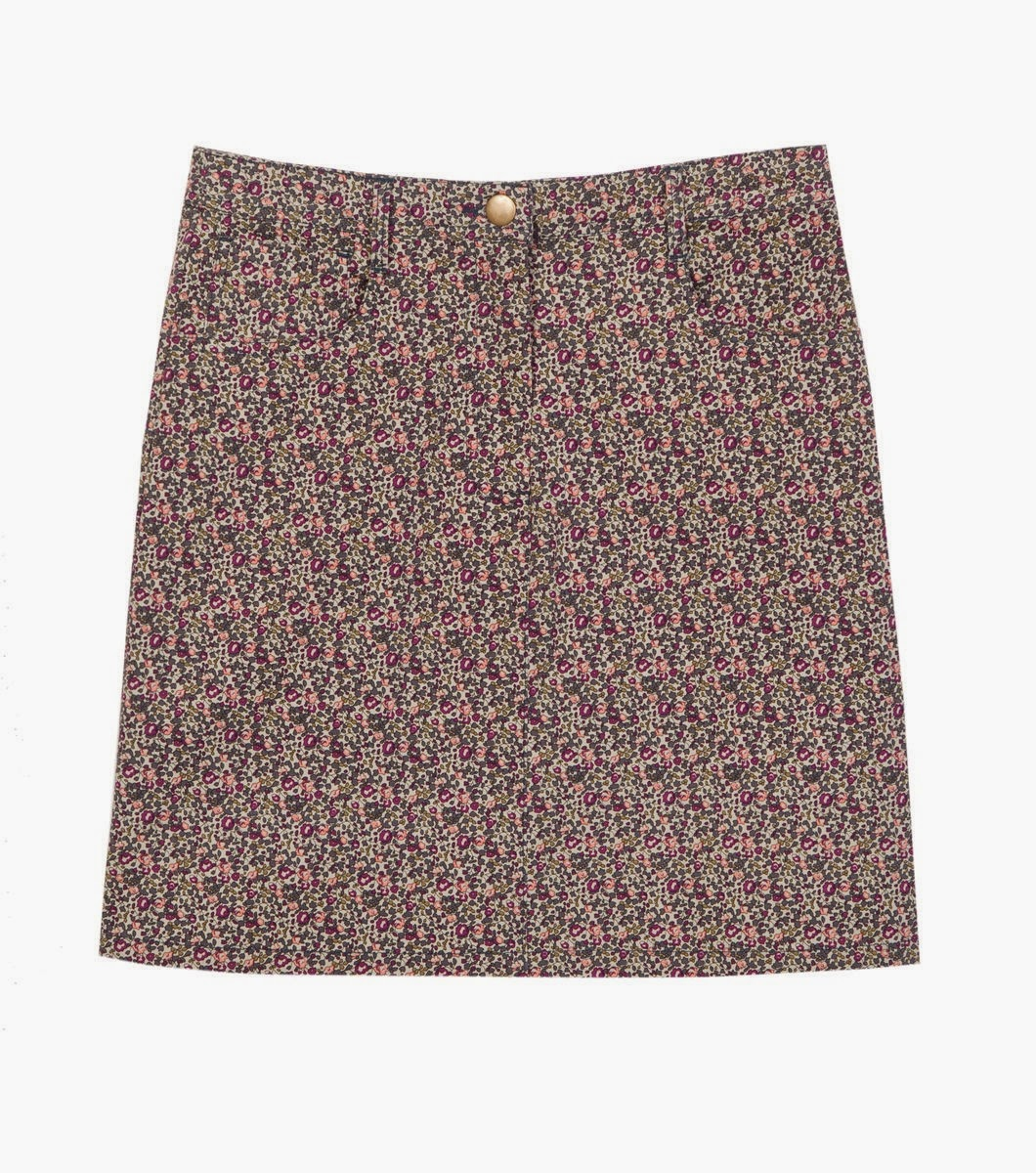 Inspiration: Gorman Secret Garden Skirt