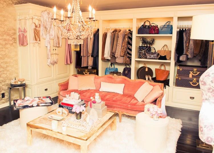 The closet!!!!!!!