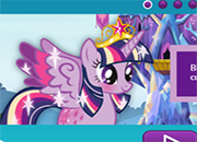 Princesa Twilight Sparkle Clebration