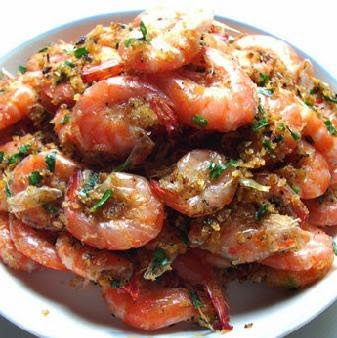 Easy Fried Shrimp Recipe