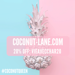 Use My Coconut Lane Code!