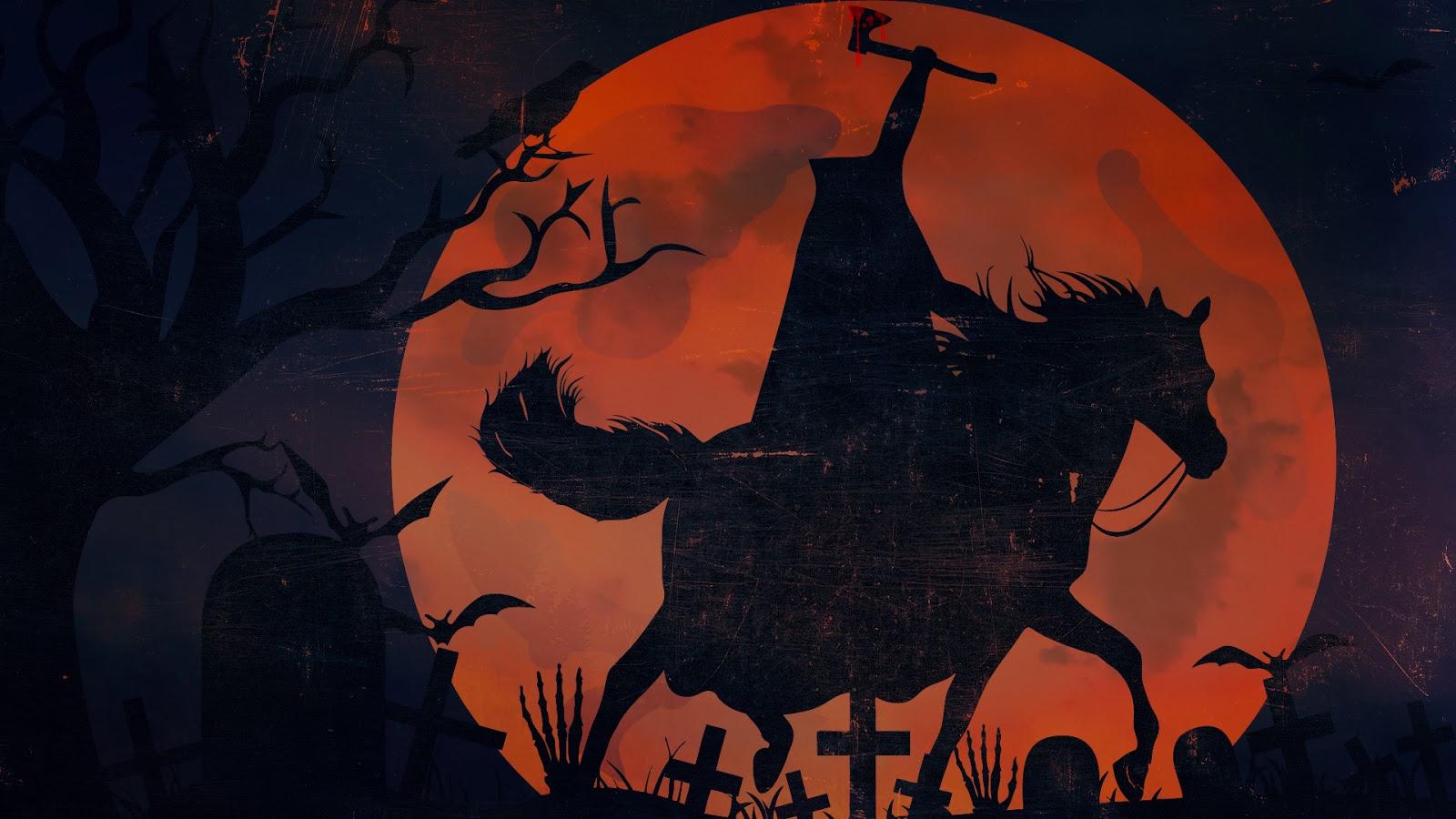 hình nền lol halloween