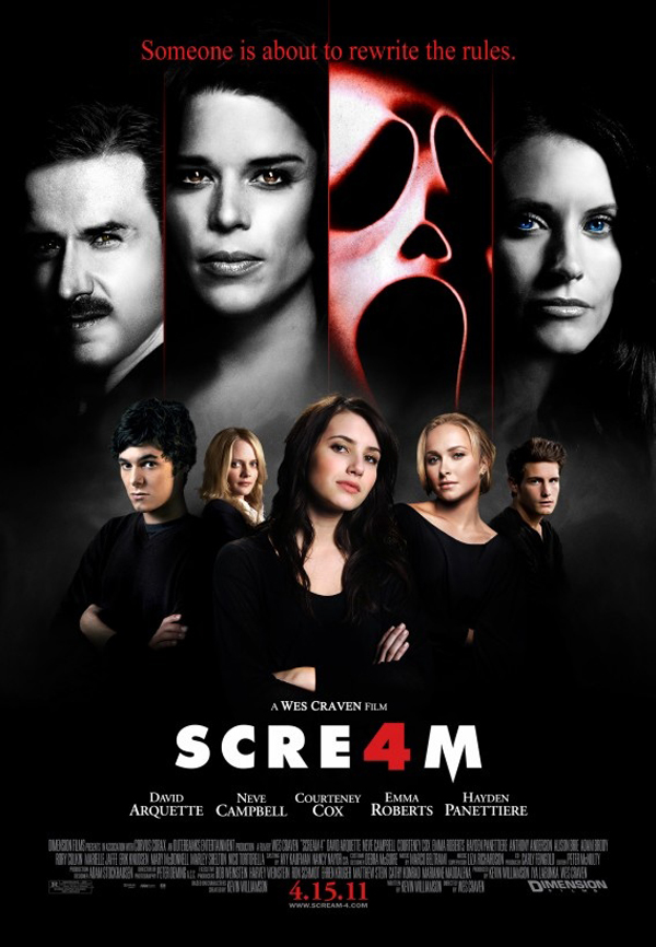 Scream 5 2D Cast Members Pics/Clips 2013 Film Directed By Wes ...