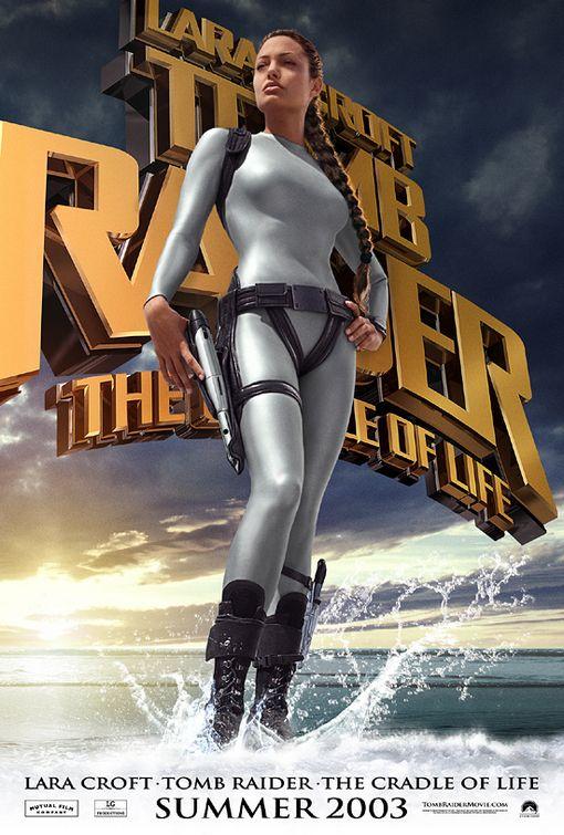 Lara Croft Tomb Raider: A Origem da Vida Dublado 2003
