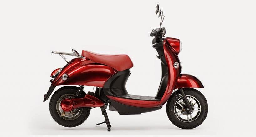 Scooter Électrique, Véhicules et Transport Écologique