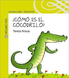 COMO ES EL COCODRILO