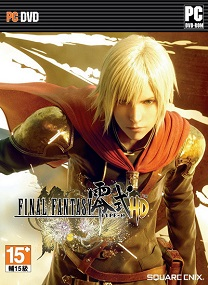 FINAL FANTASY TYPE 0 HD Repack-CorePack