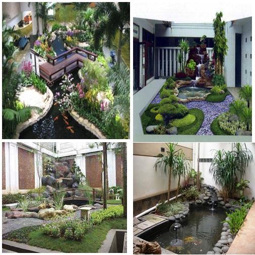 taman mungil minimalis cantik rumah minimalis modern 2013