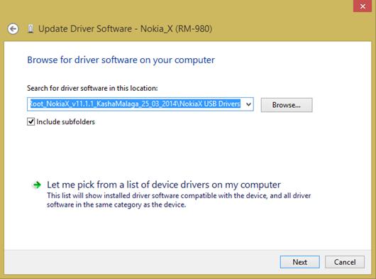 mtp usb driver for nokia lumia 720
