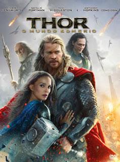 Thor 2: O Mundo Sombrio - BDRip Dual Áudio