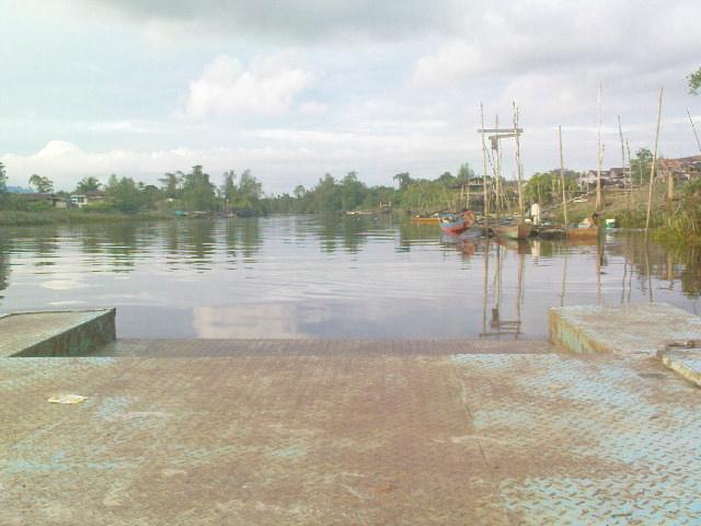 The sungai lengan