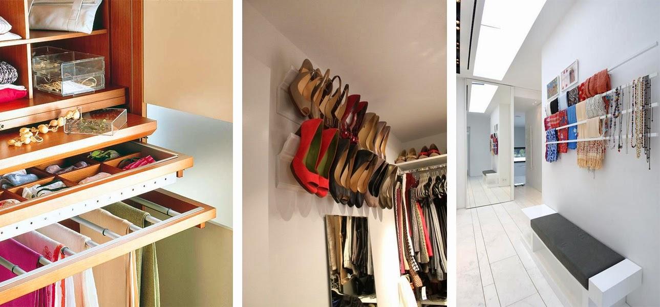 Vestidores a medida espacios en madera for Muebles para guardar zapatos y botas