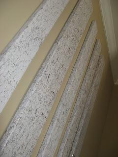 Cork Wallpaper Wall Art - Abstract Birch Forest