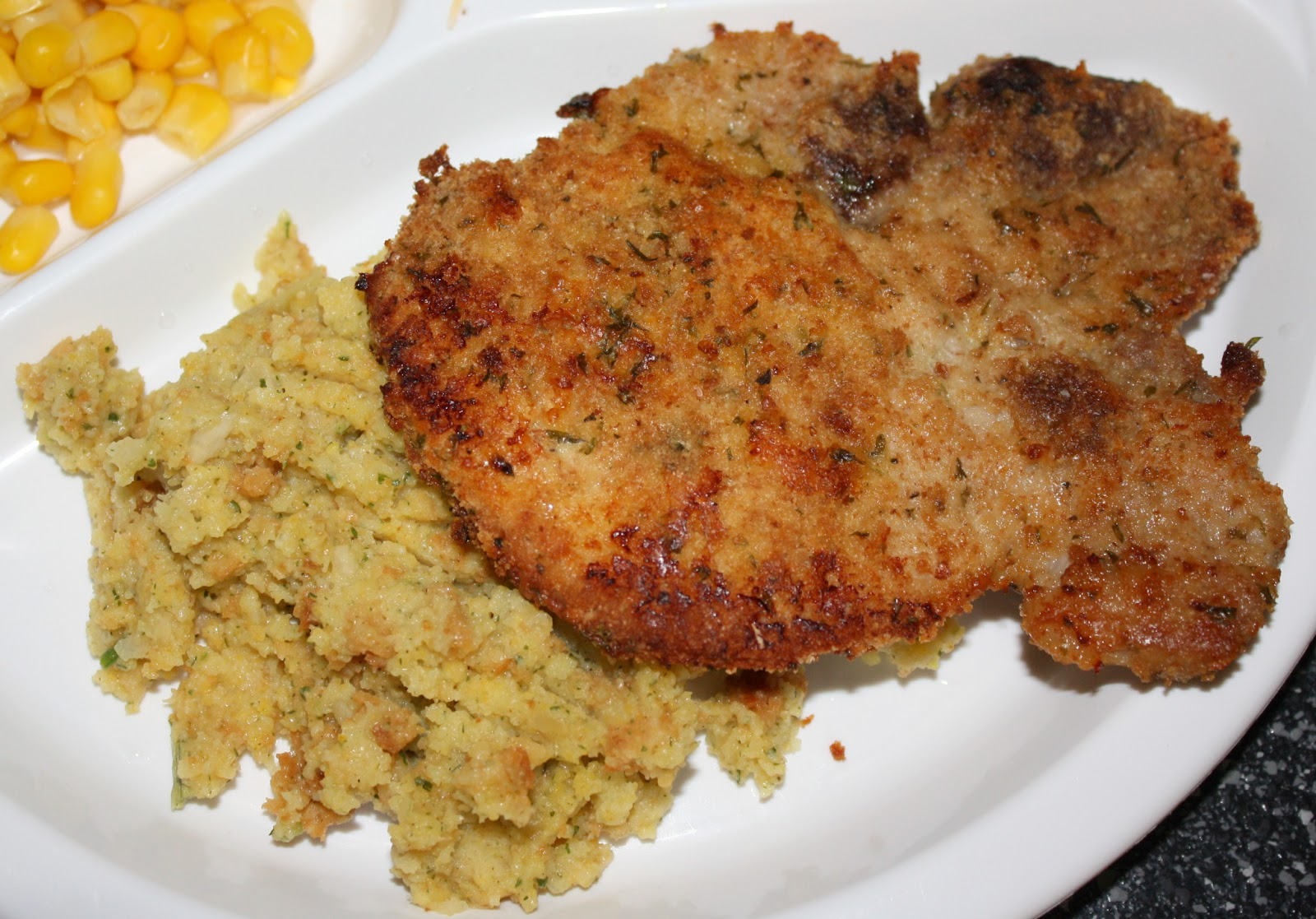 Screen Doors & Sweet Tea: Breaded Pork Chops. Dinner to Lunch