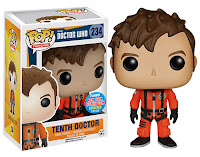 Funko Pop! Tenth Doctor in Spacesuit