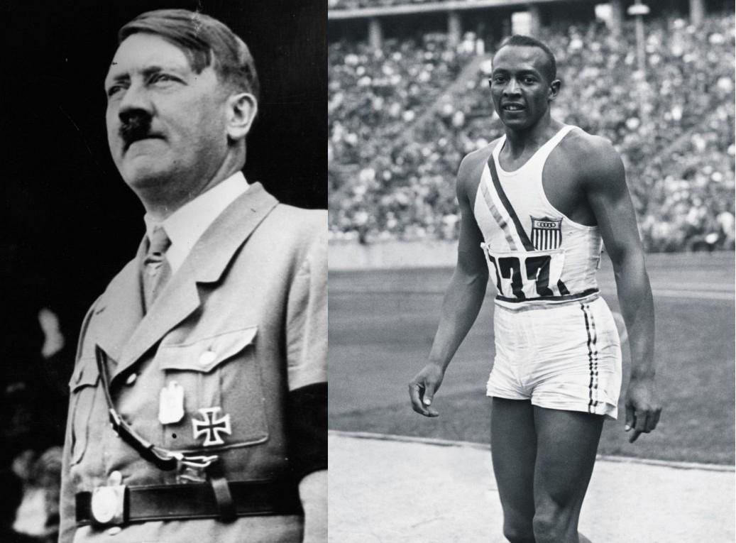 A verdade sobre Hitler, nazismo, Jesse Owens e a Olimpíada de Berlim em 1936