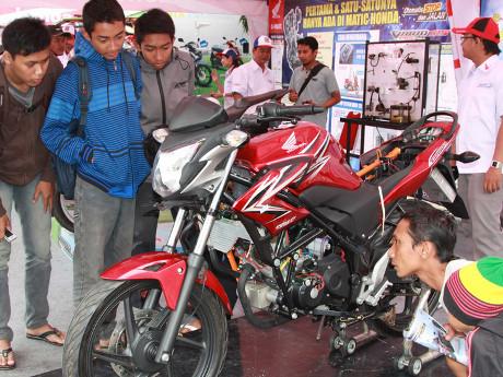 Barisan Motor Terlaris Honda di Bulan Mei
