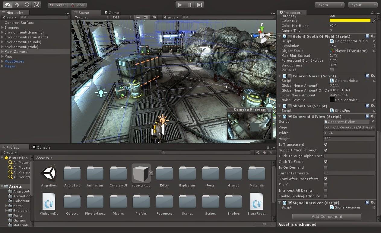 Unity 3D free download - BiblProg.com
