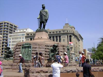 Pomnik Krugera w Pretorii