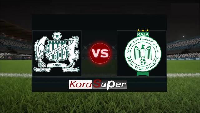 اليوم مشاهدة مباراة الرجاء والدفاع الجديدي بث مباشر 09-06-2019 الأحد