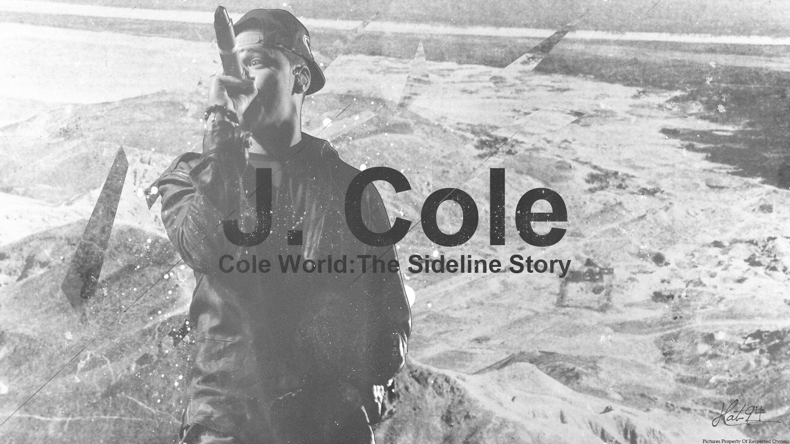 Larry J. Blake Wallpapers hat J Cole Cole World x