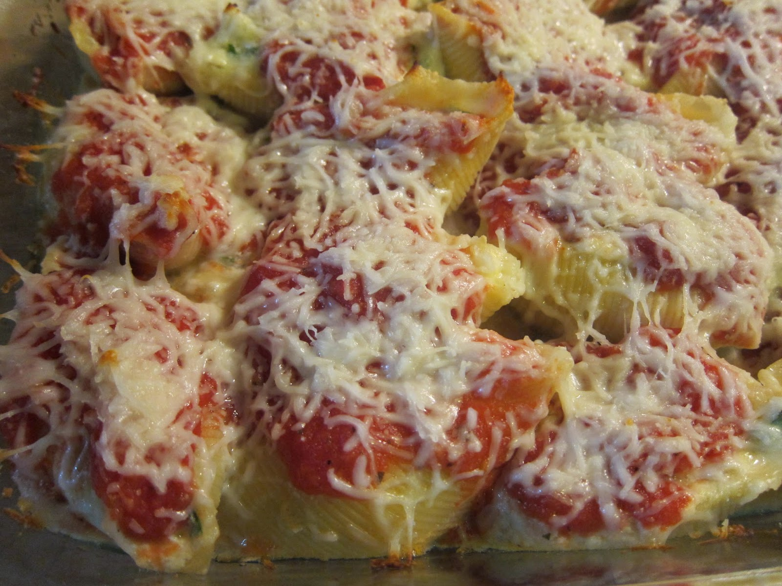 Stuffed Shells | The Economical Eater