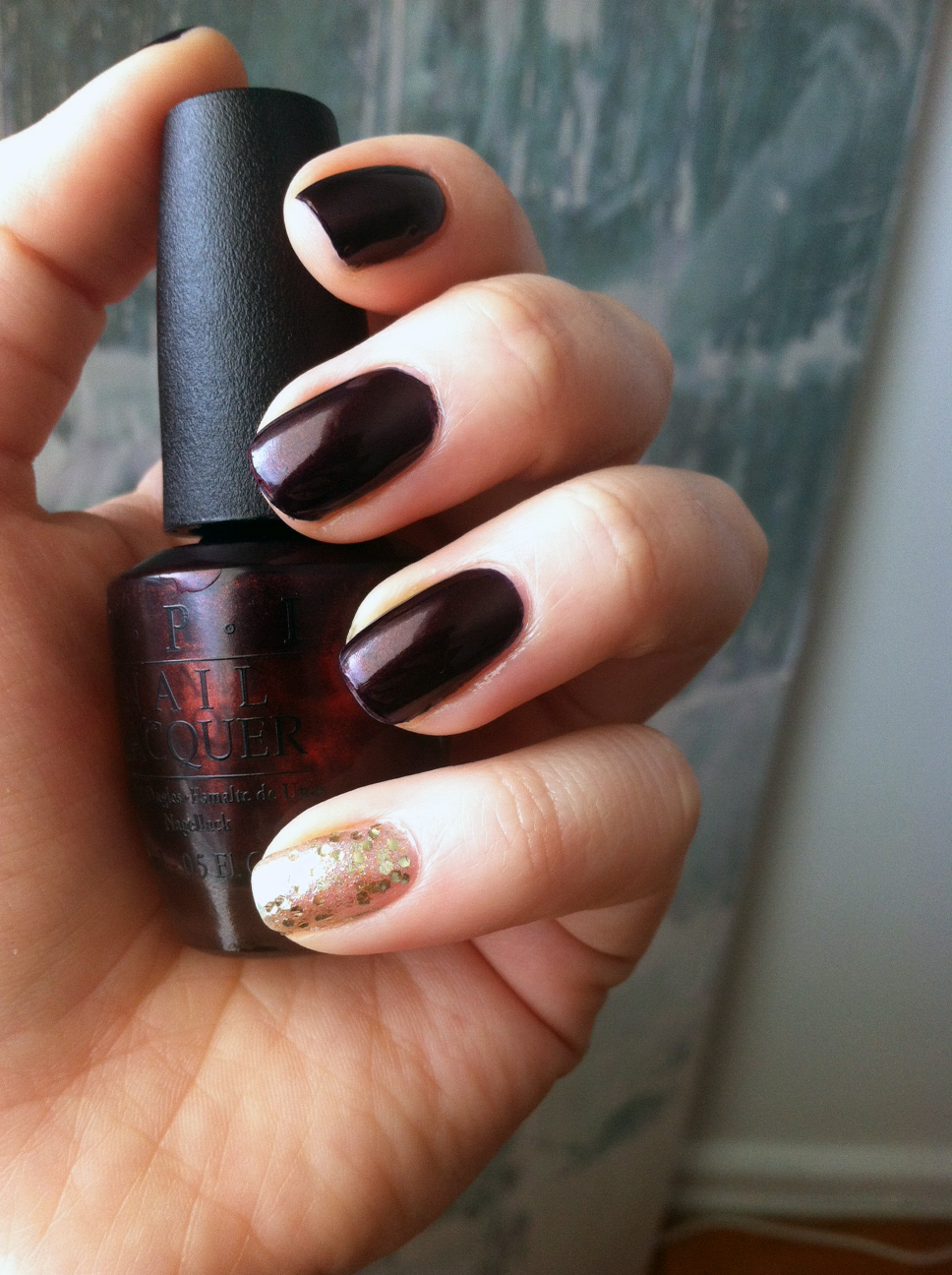 Pinky Ringin\' NOTD ....My Current Accent Nail Obsession | Makeup ...