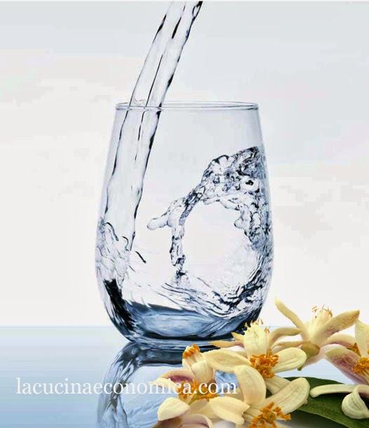 come fare l'acqua di fiori d'arancio