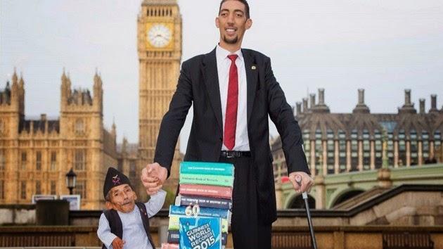 world record 2015 london