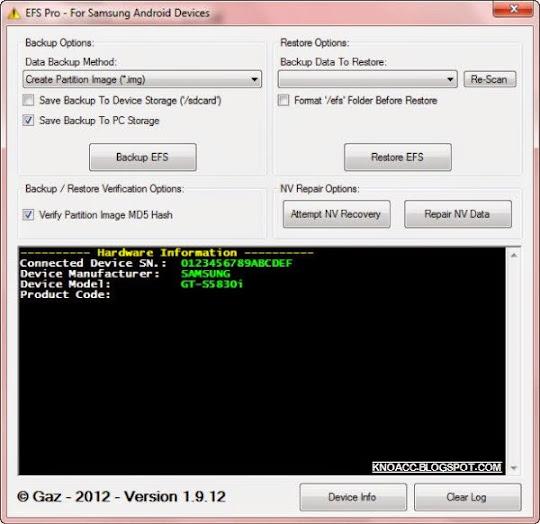 Backup / Restore EFS data menggunakan EFS Tool Profesional Gratis