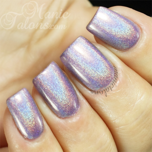 KBShimmer Thistle Be The Day Swatch