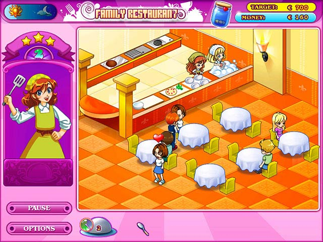 Aile Restaurantı işletme Oyunu