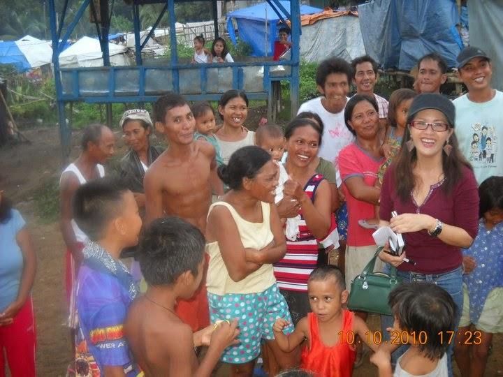 Ondoy Victims Na Pinangakuan ng PRC ng Pabahay