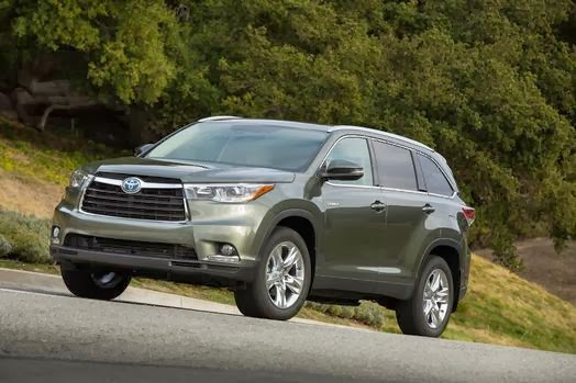 New Toyota Highlander is bigger, better