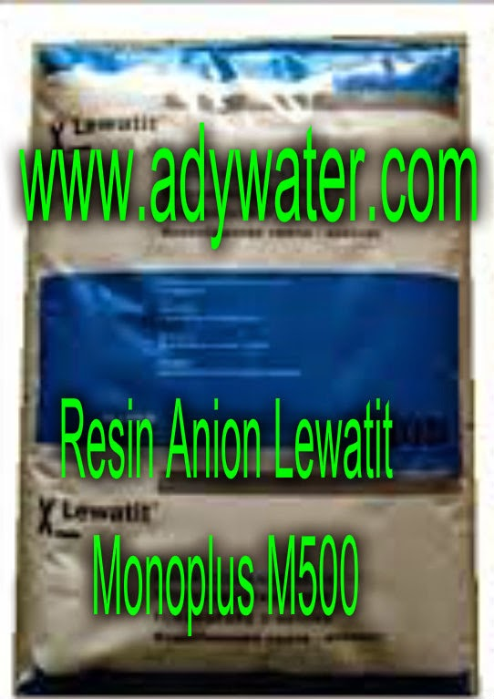Jual Resin Lewatit M 500 - Jual Resin Kation Anion