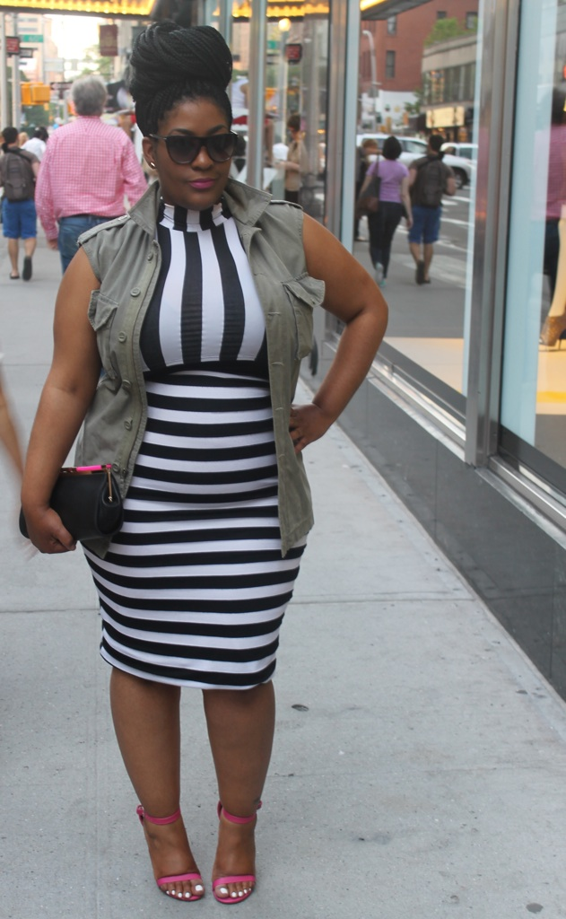 Ummm Yea So I Wore a Crop Top! | Style Chic 360