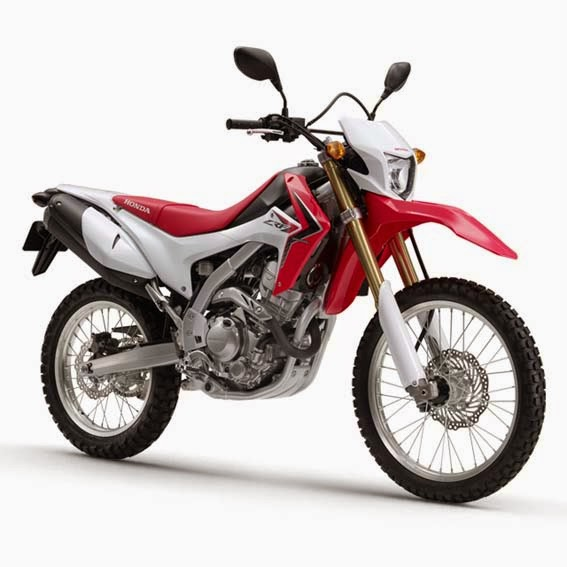 2014 Honda CRF250L Specification