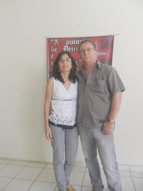 RCC DE MANHUAÇU APRESENTA NOVA COORDENAÇÃO PARA O BIENIO 2012/13