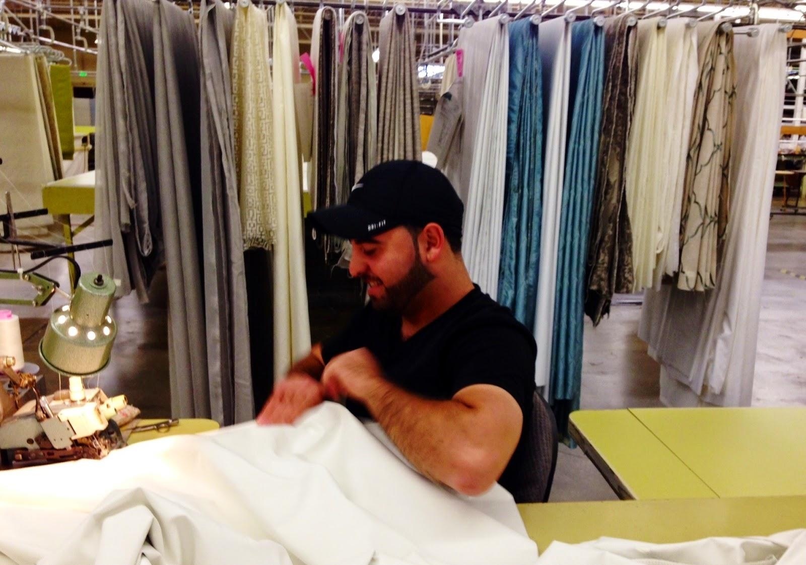 custom sewing, Wesco fabrics