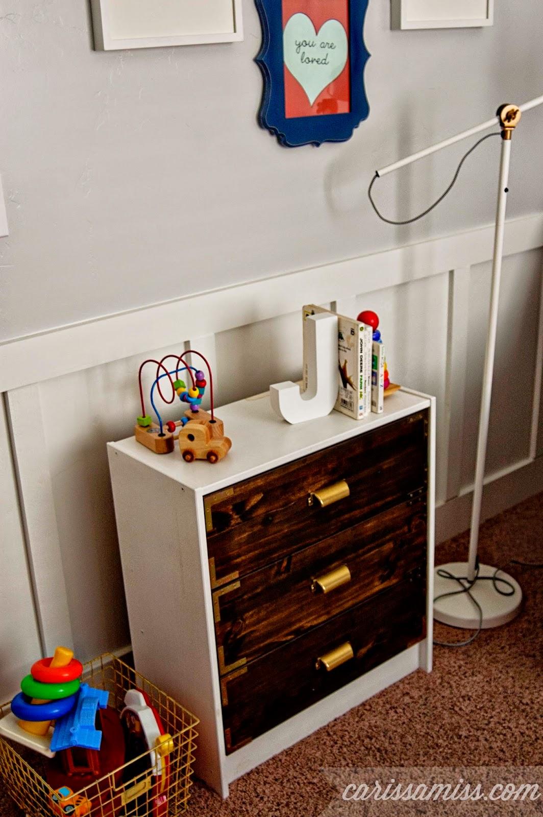 Carissa Miss: IKEA RAST hack