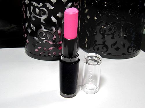 Wet n Wild Dollhouse Pink Lipstick
