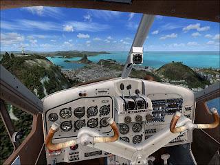 Microsoft Flight Simulator X Deluxe PC Gameplay