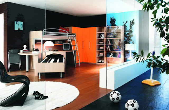 Here Is An Some Picture For Bedroom Ideas For Teenage Guys. This Is Some Bedroom  Design Ideas That Will Create A Calming, Relaxing Space.