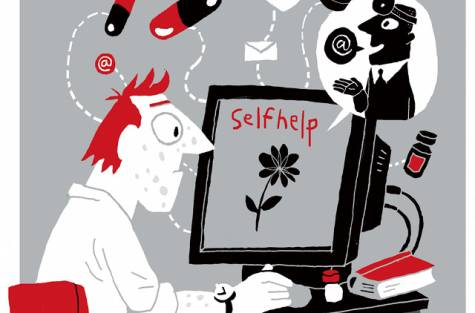 Addicted to Self-Help